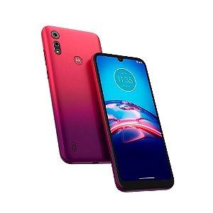 SMARTPHONE E6S XT2053 MOTOROLA 32GB VERMELHO