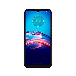 Smartphone Motorola E6s 32GB XT2053 Vermelho