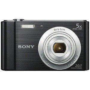 CÂMERA SONY DSC-W800 20.1 MP