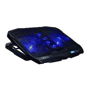 Suporte para Notebook C3Tech Nbc-100Bk com Cooler