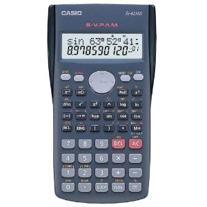 CALCULADORA FX-82MS CASIO CIENTFICA