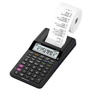 Calculadora de Impressão Casio HR-8RC-BK Preto