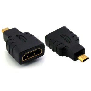 ADAPTADOR HDMI F X MINI HDMI M 1.2.109