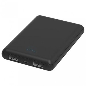 POWER BANK CB142 MULTILASER PRETO 5000MAH