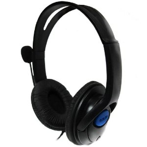 FONE GAMER DF-400 DEX P/ PS4 E XBOX