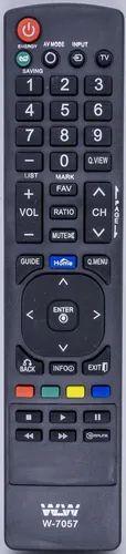 CONTROLE W-7057 WLW TV LG