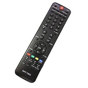 Controle Remoto para Tv Buster SKY-7963 SKY