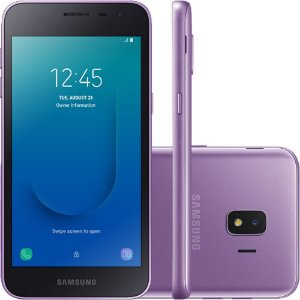 Smartphone Samsung J2 Core 16GB J260M Violeta