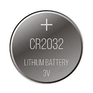 Pilha Botão Flex FX-CR2032-3V (Unidade)