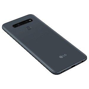 Smartphone LG K41S 32GB LM-K410BMW Titanium