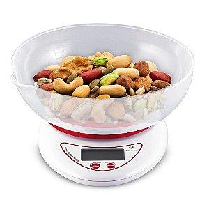 Balança de Cozinha Multilaser CE110 com Cuba 5kg