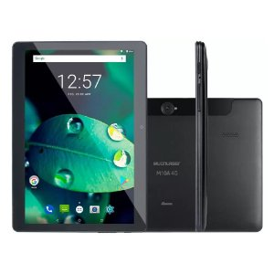 TABLET NB287 M10 MULTILASER 10'' 16GB PRETO