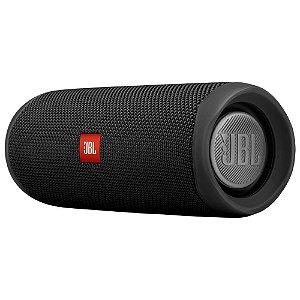 Caixa de Som Bluetooth JBL Flip 5 Preta 20W