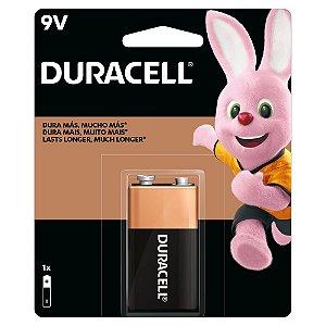 Bateria 9V MN-1604 Duracell Alcalina