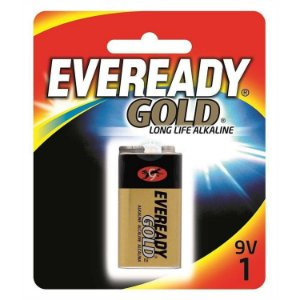 BATERIA 9V EVEREADY GOLD