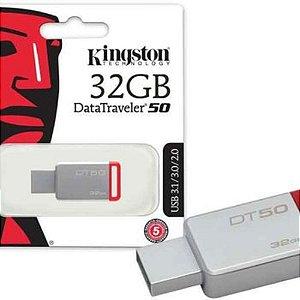 PEN DRIVE KINGSTON 32GB DT50