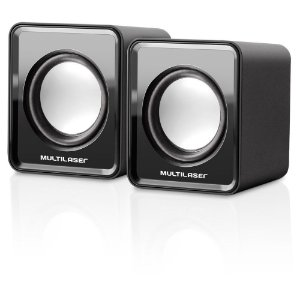 Caixa de Som para PC Multilaser SP144