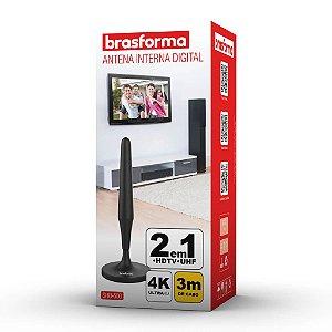 Antena Digital Interna Brasforma SHD-500