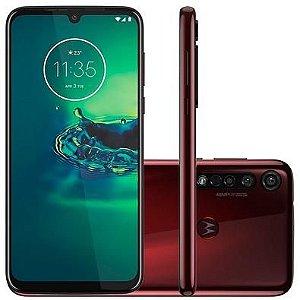 SMARTPHONE G8 PLUS XT2019 MOTOROLA 64GB CEREJA