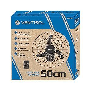 VENTILADOR PAREDE VENTISOL 50CM 3PAS 127V