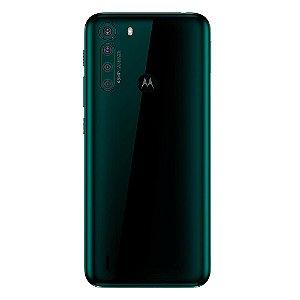 Smartphone Motorola One Fusion 128GB XT2073 Verde
