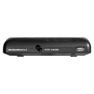 RECEPTOR MIDIABOX B4+ CENTURY HDTV