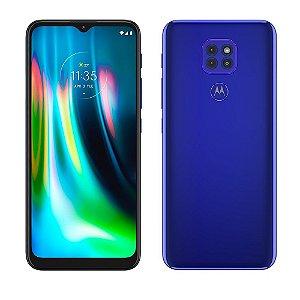 Smartphone Motorola G9 Play 64GB XT2083 Azul