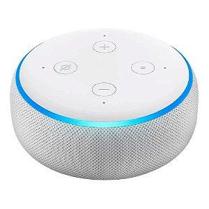 Amazon Echo Dot Alexa Branca 3ª Geração
