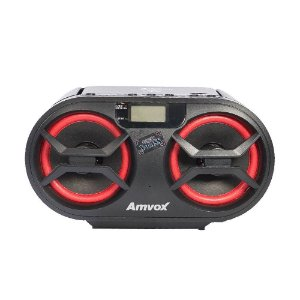 BOOMBOX AMC590 NEW AMVOX BIVOLT 15W