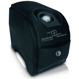 ESTABILIZADOR ETERNITY 600VA/W FORCELINE MONO 115V