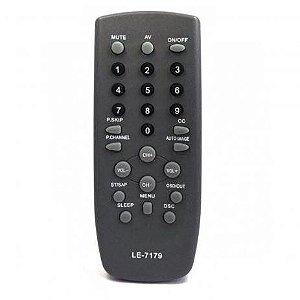 CONTROLE LE-7179 LELONG TV CCE