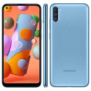 Smartphone Samsung Galaxy A11 64GB A115 Azul