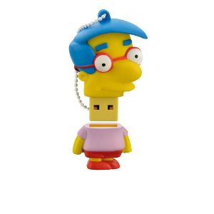 PEN DRIVE PD075 MULTILASER 8GB MILHOUSE