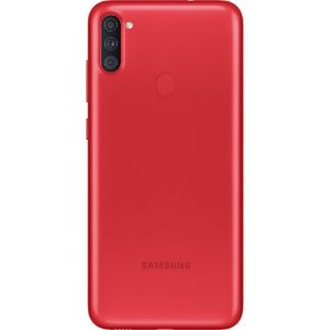 Smartphone Samsung Galaxy A11 64GB A115 Vermelho