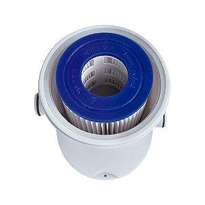 FILTRO P/ PISCINA 001511 REV04 MOR 2200L/H 127V