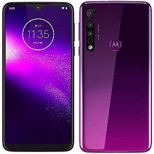 Smartphone Motorola One Macro 64GB XT2016 Violeta