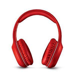 Fone Bluetooth Multilaser PH248 BT Pop Vermelho