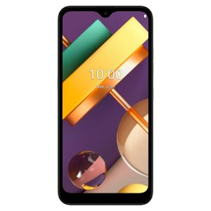 Smartphone LG K22+ 64GB LMK200BAW Titanium