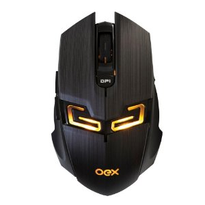 MOUSE GAMER MS312 OEX KILLER PRETO