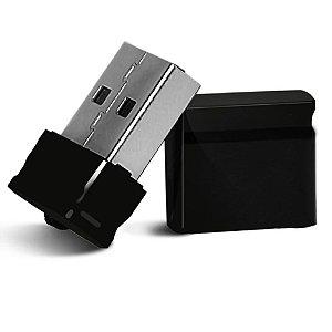 Pen Drive Multilaser Nano 8GB Preto PD053