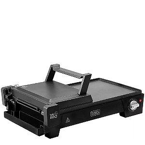 GRILL G2200-BR BLACK & DECKER 3 EM 1 127V 1500W