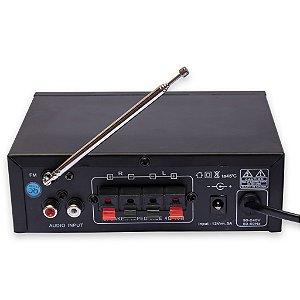 Amplificador Soundvoice RC01-BT Bivolt 60W