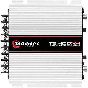 Módulo Automotivo TS-400X4 Taramps 4C 400W RMS 2R