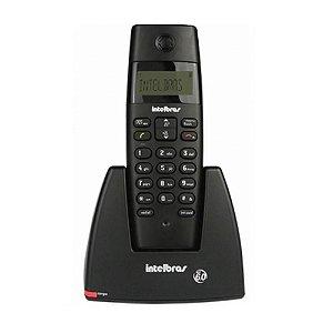 TELEFONE TS-40 ID INTELBRAS PRETO S/ FIO