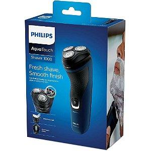 Barbeador Philips Aquatouch S1121/41 Bivolt