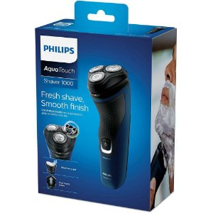 BARBEADOR S1121/41 AQUA TOUCH PHILIPS BIVOLT 5W