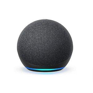 Amazon Alexa Echo Dot 4ª Geração Preto