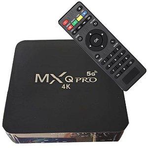 TV BOX MXQ PRO 4K ANDROID 10.0 4GB/64GB