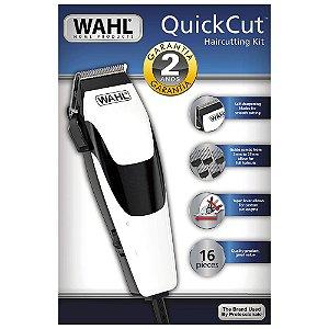Máquina de Cortar Cabelo Wahl Quick Cut 110V