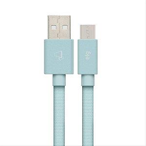 CARREGADOR KT510WLBE ELG MICRO USB V8 1A AZUL